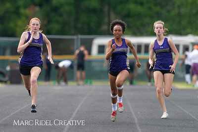 Broughton Track and Field vs Leesville. April 25, 2019. D4S_1488