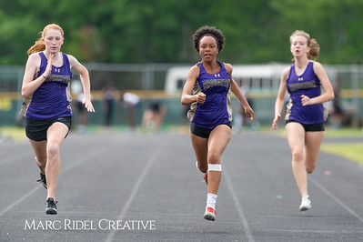Broughton Track and Field vs Leesville. April 25, 2019. D4S_1494