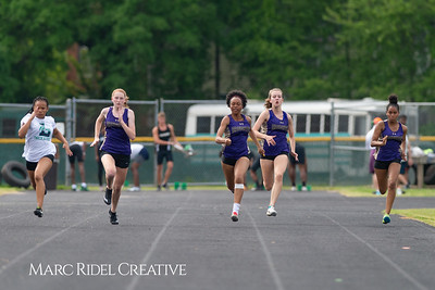 Broughton Track and Field vs Leesville. April 25, 2019. D4S_1485