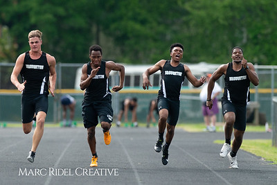 Broughton Track and Field vs Leesville. April 25, 2019. D4S_1515