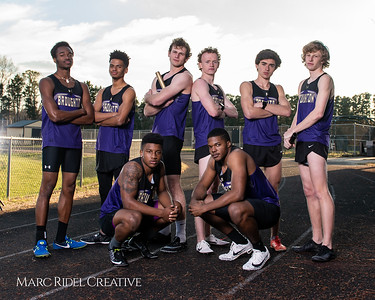 Broughton track and field senior photoshoot. March 4, 2019. D4S_3608