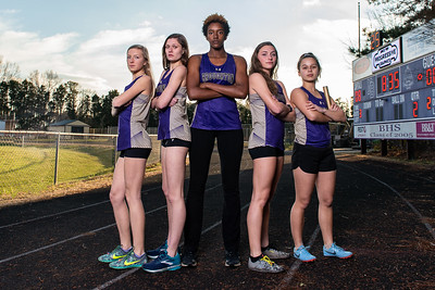 Broughton track and field senior photoshoot. March 4, 2019. D4S_3612