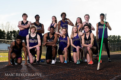 Broughton track and field senior photoshoot. March 4, 2019. D4S_3591