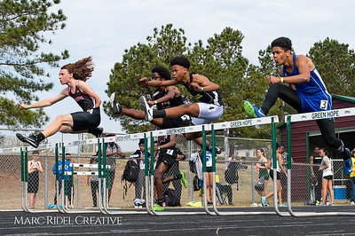 Wake County Track and Field Championships at Green Hope High School. March 30, 2019. D4S_8469