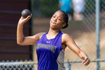Wake County Track and Field Championships at Green Hope High School. March 30, 2019. D4S_8628