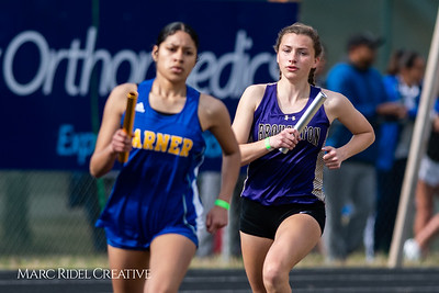 Wake County Track and Field Championships at Green Hope High School. March 30, 2019. MRC_5594
