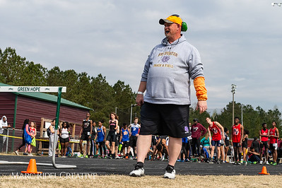 Wake County Track and Field Championships at Green Hope High School. March 30, 2019. D4S_8465