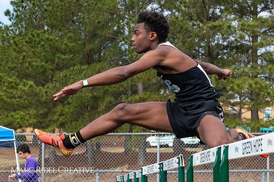 Wake County Track and Field Championships at Green Hope High School. March 30, 2019. D4S_8484
