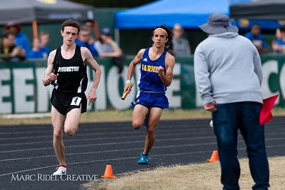 Wake County Track and Field Championships at Green Hope High School. March 30, 2019. D4S_8424