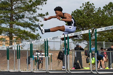 Wake County Track and Field Championships at Green Hope High School. March 30, 2019. D4S_8459