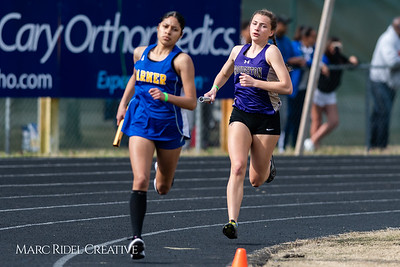 Wake County Track and Field Championships at Green Hope High School. March 30, 2019. MRC_5592