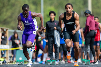 Wake County Track and Field Championships at Green Hope High School. March 30, 2019. D4S_8620