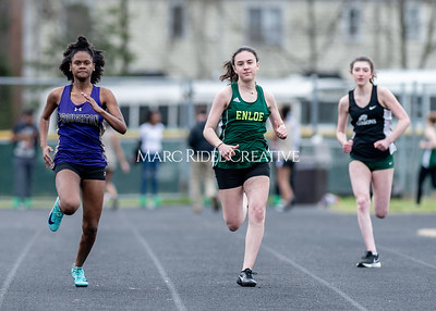 Broughton track meet vs Cardinal Gibbons and Enloe. March 4, 2020. D4S_1867