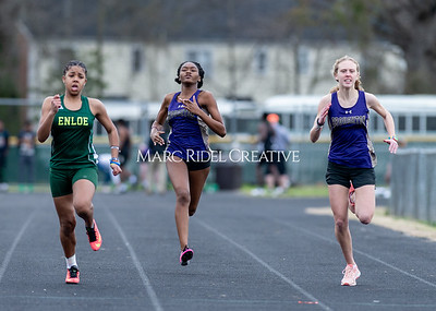 Broughton track meet vs Cardinal Gibbons and Enloe. March 4, 2020. D4S_1956