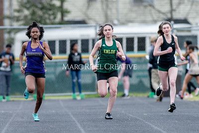 Broughton track meet vs Cardinal Gibbons and Enloe. March 4, 2020. D4S_1861