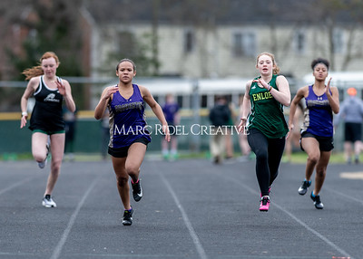Broughton track meet vs Cardinal Gibbons and Enloe. March 4, 2020. D4S_1889