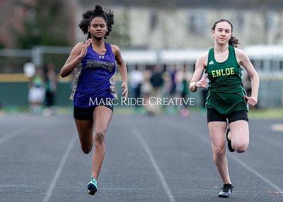 Broughton track meet vs Cardinal Gibbons and Enloe. March 4, 2020. D4S_1872