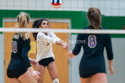 Broughton volleyball Cap-7 champion tiebreaker match vs Cardinal Gibbons. October 23, 2019. D4S_9441