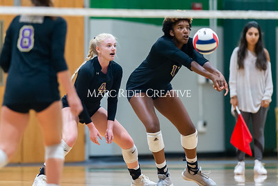 Broughton volleyball Cap-7 champion tiebreaker match vs Cardinal Gibbons. October 23, 2019. D4S_9454