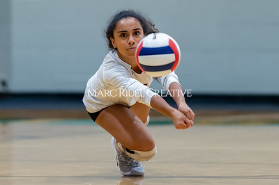 Broughton volleyball Cap-7 champion tiebreaker match vs Cardinal Gibbons. October 23, 2019. D4S_9361