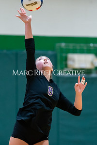 Broughton volleyball Cap-7 champion tiebreaker match vs Cardinal Gibbons. October 23, 2019. D4S_9462