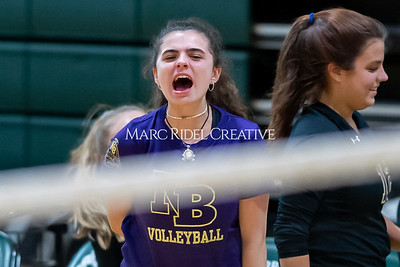 Broughton volleyball Cap-7 champion tiebreaker match vs Cardinal Gibbons. October 23, 2019. D4S_9503
