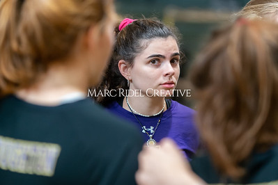 Broughton volleyball Cap-7 champion tiebreaker match vs Cardinal Gibbons. October 23, 2019. D4S_9290