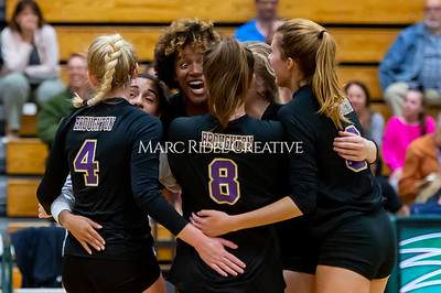 Broughton volleyball vs Green Hope. NCHSAA East Regional Finals November 4, 2019. D4S_4849