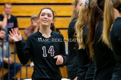 Broughton volleyball vs Green Hope. NCHSAA East Regional Finals November 4, 2019. D4S_4681