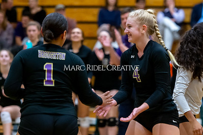 Broughton volleyball vs Green Hope. NCHSAA East Regional Finals November 4, 2019. D4S_4880