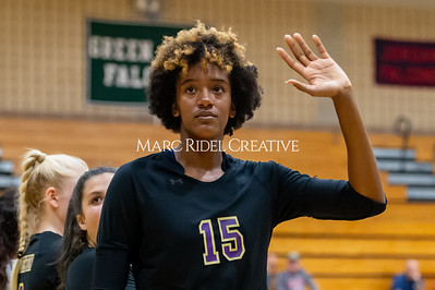 Broughton volleyball vs Green Hope. NCHSAA East Regional Finals November 4, 2019. D4S_4684
