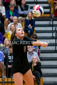 Broughton volleyball vs Green Hope. NCHSAA East Regional Finals November 4, 2019. D4S_4762