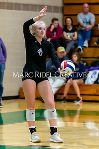 Broughton volleyball vs Green Hope. NCHSAA East Regional Finals November 4, 2019. D4S_4820