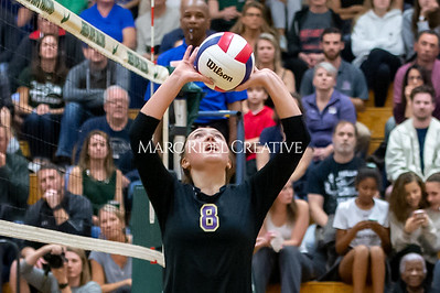 Broughton volleyball vs Green Hope. NCHSAA East Regional Finals November 4, 2019. D4S_4738