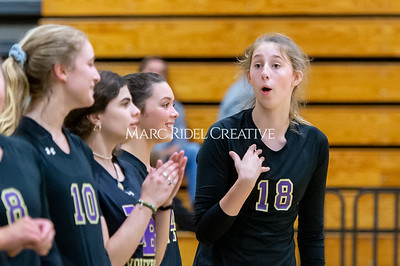 Broughton volleyball vs Green Hope. NCHSAA East Regional Finals November 4, 2019. D4S_4657