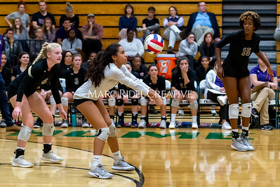Broughton volleyball vs Green Hope. NCHSAA East Regional Finals November 4, 2019. D4S_4885