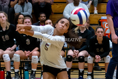 Broughton volleyball vs Green Hope. NCHSAA East Regional Finals November 4, 2019. D4S_4916