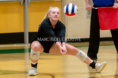 Broughton volleyball vs Green Hope. NCHSAA East Regional Finals November 4, 2019. D4S_4776