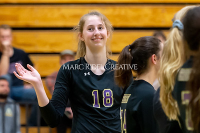 Broughton volleyball vs Green Hope. NCHSAA East Regional Finals November 4, 2019. D4S_4687