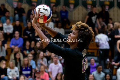 Broughton volleyball vs Green Hope. NCHSAA East Regional Finals November 4, 2019. D4S_4715