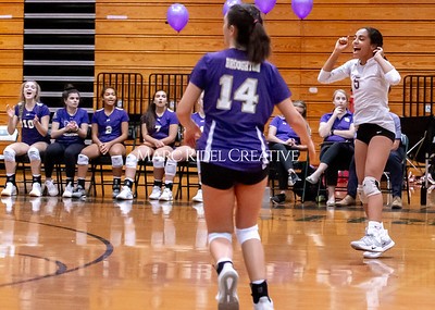 Broughton volleyball vs Southeast Raleigh. October 15, 2019. D4S_2523