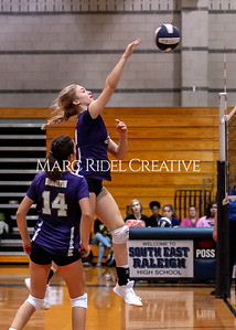 Broughton volleyball vs Southeast Raleigh. October 15, 2019. D4S_2546