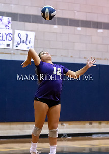 Broughton volleyball vs Southeast Raleigh. October 15, 2019. D4S_2565