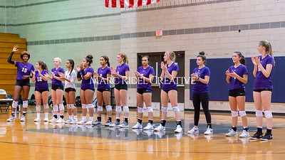 Broughton volleyball vs Southeast Raleigh. October 15, 2019. D4S_2377