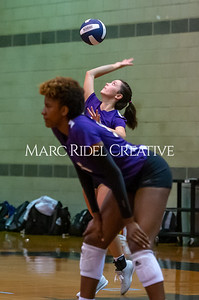 Broughton volleyball vs Southeast Raleigh. October 15, 2019. D4S_2396