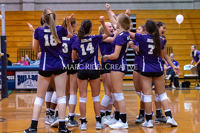 Broughton volleyball vs Southeast Raleigh. October 15, 2019. D4S_2391