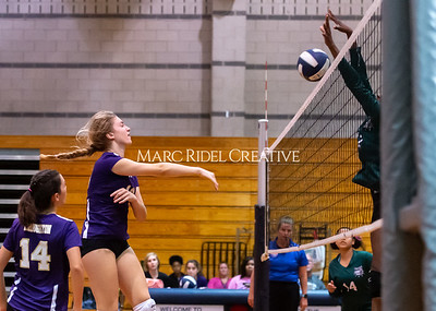 Broughton volleyball vs Southeast Raleigh. October 15, 2019. D4S_2547
