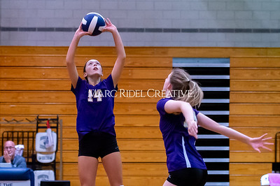 Broughton volleyball vs Southeast Raleigh. October 15, 2019. D4S_2480