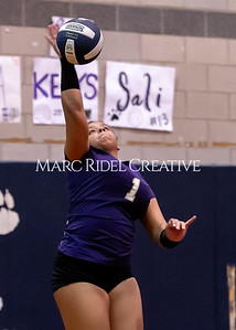 Broughton volleyball vs Southeast Raleigh. October 15, 2019. D4S_2527