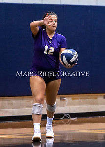 Broughton volleyball vs Southeast Raleigh. October 15, 2019. D4S_2580